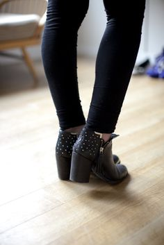 these ankle boots.