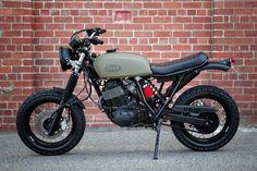 Gun Slinger – 66 Motorcycles