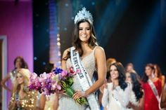 Miss Universe 2014 winner is Miss Colombia Paulina Vega! Congratulations to the crowned Miss Universe and to the rest of the winners of the annual Miss Universe pageant held at the FIU Arena of the Florida International University in Miami, Florida, Jan. Miss Usa, Miss Teen Usa, Pageant Tips, Beauty Pageant, Miss Nigeria, Farouk Systems, Miss Colombia, Vegas, Miss Congeniality