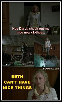 Walking Dead Beth | Beth on the Rocks Edition: The Walking Dead 4x12 Memes...
