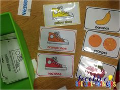 Teaching Special Thinkers: Pete the Cat Week (Tons of Freebies) Watermelon Crafts, Watermelon Day, Sensory Activities, Writing Activities, Work Task, Teaching Colors, Orange Shoes, Months In A Year, Read Aloud