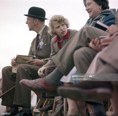 Badminton Horse Trials, Queen Mother, Princess Anne, Prince Charles, Queen Elizabeth