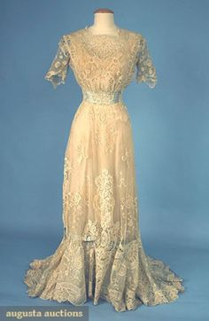 La moda dell'estate del 1905