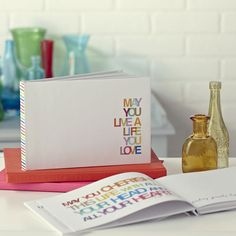 #christmas #gifts #women May You Live A Life You Love: Gift Book $29.95 https://www.everythingbutflowers.com.au/christmas/women/live-life-you-love-book