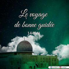Le voyage de bonne guidée 1440H 🎆##APBIF Nocturne, Al Isra Wal Miraj, Movies, Movie Posters, Art, Travel, Art Background, Film Poster, Films