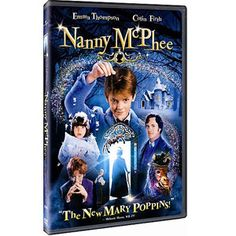 The film Nanny McPhee with Colin Firth and Emma Thompson was directed by Raindance Alumnus, Kirk Jones. Good Family Films, Family Movie Night, Great Movies, Awesome Movies, Movies Free, Bon Film, Film D'animation, Film Serie, Emma Thompson