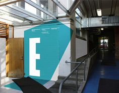 WHS Wayfinding on Behance
