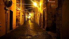 Christhmas in Terracina #CentroStorico #Christhmas #Night