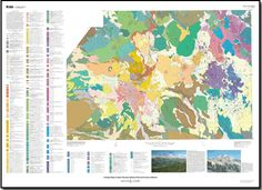 Geologic Map of Lassen Volcanic National Park and Vicinity, California