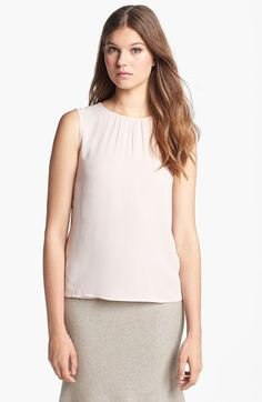 Tory Burch 'Tanya' Silk Top available at #Nordstrom