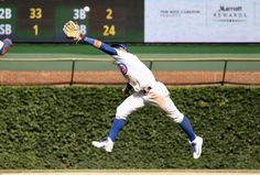 Head is spinning thinking bout Báez. Cubs Players, Baseball Players, Chicago Cubs Baseball, Baseball Field, Chicago Cubs History, Go Cubs Go, Wrigley Field, Music Tv, The Magicians