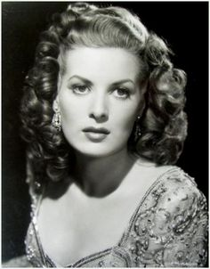 You would have to go a long way to beat this beauty.  Maureen O'Hara