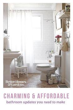1774 Best Beautiful Bathrooms Images On Pinterest In 2019 Bathroom