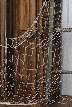 14 Desirable Fishing Net Decor Images Beach Homes Bed Room