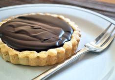 Dark Chocolate Mocha Tart.