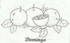 Art'sanália : Semaninha de frutas!
