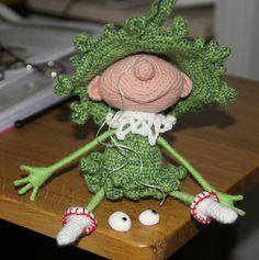 Ravelry: Galerie de projets pour 064 modèle d'arbre de Noël par Marie Poupée LittleOwlsHut