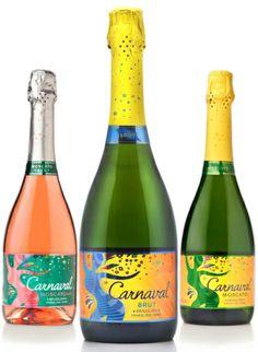 Brazilian Sparkling Wine - Carnaval