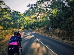 Another mint morning in #Adelaide. It's also already 32429 degrees.  #TDU | #vscocycling