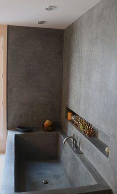 236 meilleures images du tableau TADELAKT en 2019 | Bathroom, Beach ...