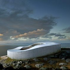 Bjarke Ingels Group, National Gallery Of Greenland in Nuuk, Greenland.