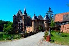 Resultado de imagem para pinturas de castelos