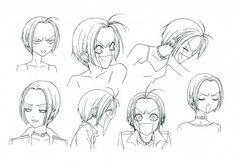 Ai Yazawa, NANA, Nana Osaki, Character Sheet