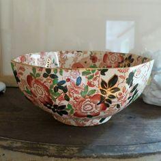 Royal Cauldon Bittersweet Bowl. Royal Cauldron Made by MinniesFlea, $94.00