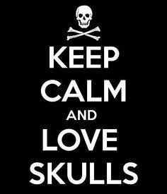 conservar los cráneos calma y ame