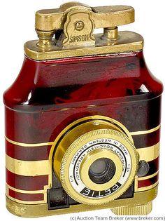 Kunik Walter: Petie Lighter Price Guide: estimate a camera value Antique Cameras, Old Cameras, Cameras For Sale, Vintage Cameras, Vintage Photography, Nice Photography, Street Photography, Landscape Photography, Portrait Photography