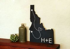 - Sweetheart State - DIY Valentine Gift Ideas for Boyfriend & Husbands DIY Valentines Gifts for Him. Good even for anniversary or wedding gifts Diy Valentines Day Gifts For Him, Homemade Valentines, Valentine Ideas, Craft Gifts, Diy Gifts, Thoughtful Gifts For Him, Relationship Gifts, Relationships, Valentine's Day Diy