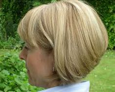 bob hairstyles for older ladies - Google Search