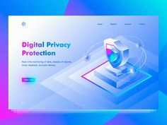 Axonometric illustration webpage designed by Lemon C for BestDream. Connect with them on Dribbble; Web Design, Homepage Design, Graphic Design, Parallax Effect, Web Company, Isometric Design, Affinity Designer, Smart Art, Ui Web