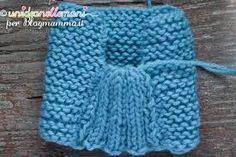 Risultati immagini per come fare scarpette di maglia per neonati semplici e…