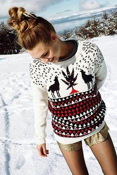 BDG Animal Games Sweater  $59.00 •$39