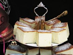 Sernik waniliowy bez spodu Cheesecake, Food And Drink, Cheesecakes, Cherry Cheesecake Shooters