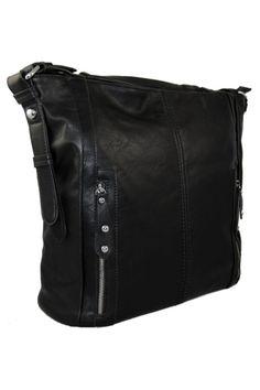 81b1e7a411 Kombinovaná moderní kabelka na rameno David Jones
