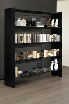 Carandache shelving - AJAR furniture and design Furniture Design, Furniture Ideas, Shelving, Bookcase, Simple, Barcelona, Home Decor, Collection, Cabinets