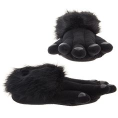 5dd2eb2e7f1 11 Best Animal Paw Slippers for Men and Women images