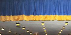 Divadelní vybavení - Šálové rameno   Jevištní technika Plzeň Techno, Curtains, Shower, Prints, Home Decor, Rain Shower Heads, Blinds, Decoration Home, Room Decor