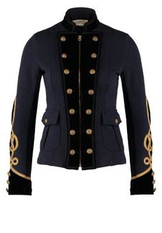 Denim & Supply Ralph Lauren - Jersey blazer in navy
