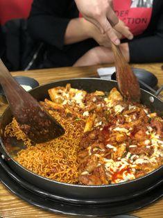 SEOUL, KOREA: Let's Eat – Nourish Through Movement #seoul #traveltips #travelfood #koreanfood #koreatravel Korean Beef, Korean Food, Bbq Skewers, Tteokbokki, Cheese Toast, Getting Hungry, Seoul Korea, Pork Belly, Foodies