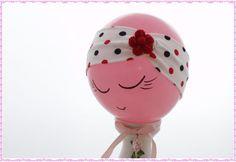 Stirnband/Haarband von Haus LILIPUT auf DaWanda.com