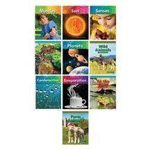 STEM Kindergarten Book Set - 10 Titles