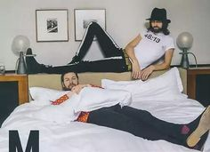Sergio and Tom of Kasabian Noel Fielding, Dream Guy, Leicester, Great Bands, Daydream, Everything, Toms, Tumblr, My Love