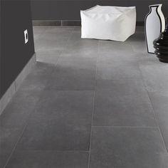 Klinker Hill Ceramic Variano Mörkgrå 30x60 - Klinker hall - Klinker