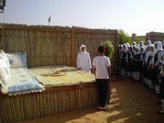 زيارات المدارس للقرية التراثية  زيارة المدرسة الباكستانية