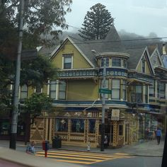haight-ashbury district in San Francisco will make you feel like you've been sent back in time to the beginnings of hippie culture. If your looking for good shopping this is the place to go!! #sanfransisco #travel #America #hippie