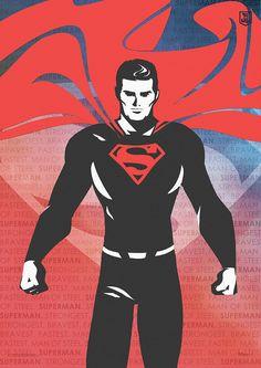 B-36 New The Supergirl Flash Arrow CW DC TV Series Poster Wall Art 36x24 18x12