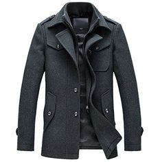 Moin Classic Wool Single Breasted Pea Coat Zipper Trench Coat Blazer Jacket Moin http://www.amazon.co.uk/dp/B016MDQT6W/ref=cm_sw_r_pi_dp_BrAJwb0P4Z8BN